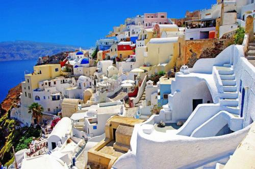 Santorini-Greece